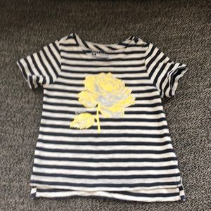 Beauty and the Beast Belle Baby Gap Top